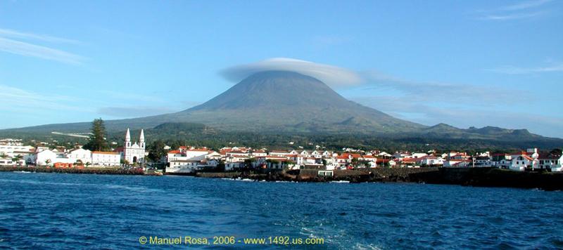 Madalena/Ilha do Pico/Açores - acervo de Manuel Colombo-Colón/publicada na comunidade Ilha do Pico/Facebook